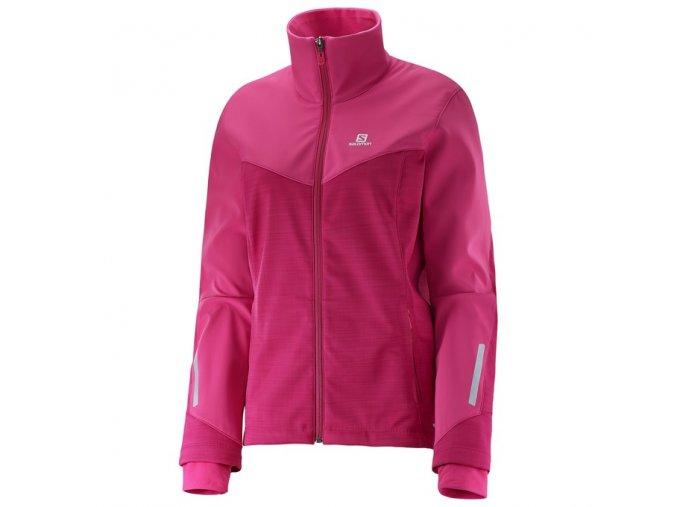 opplanet salomon pulse softshell jacket womens l38299500 main