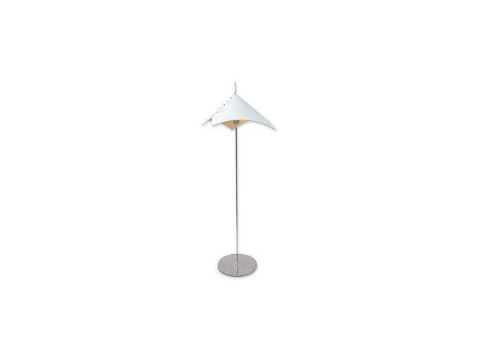 Black Design Glide stojací lampa