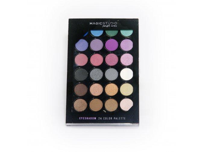 Aquarius Magic Studio Eyeshadow 24 color Palette 2