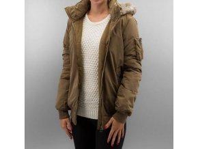 Billig Modisch Damen Shop Bench Programme Jacket Bomberjacke Oliv Sale 3478