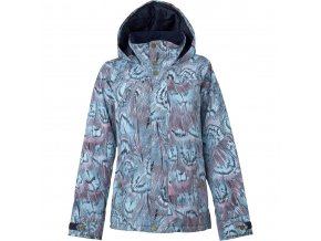 burton cadence womens snowboard jacket feathers 1.1506858304