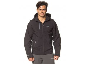 Mode Regatta Fashion Heren 2In1 Softshelljacke Multiverse In Schwarz Verkauf 363