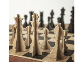 paper chess set 1