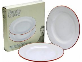Jamie Oliver Dinner Plate Diner Plate Terracotta Large