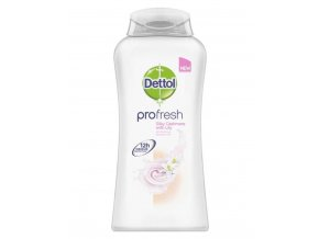 dettol douchegel silky cashmere lily 250ml