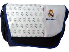 Školní taška přes rameno - Real Madrid