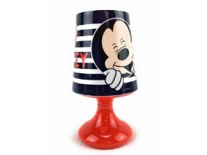 mickey mouse lampe led change couleur