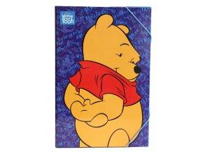 Box / pořadač na sešity A4 Medvídek Pú / Winnie the Pooh