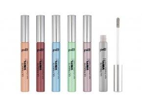 p2 Sortimentswechsel August 2015 Auslistung ultimate vinyl eye shadow cream
