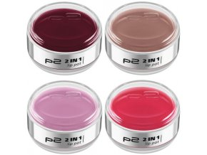 p2 2in1 lip pots