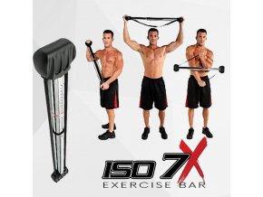 25 ISO 7X ISOMETRIC BUILD STRENGTH LEAN MUSCLE WORKOUT 7