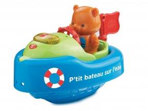 Vtech Baby / Medvídek na lodi / hračka do vany