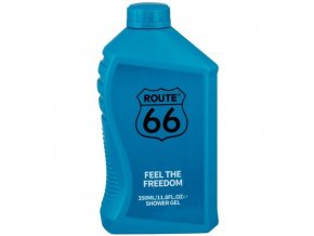 ROUTE 66 Feel The Freedom / Pánský sprchový gel 350 ml