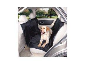 Ochranný potah pro psy do auta / 135 x 145 cm