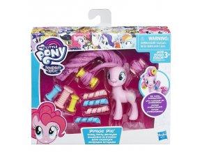 my little pony pinkie pie s kadernickymi doplnky 1