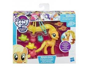 my little pony applejack s kadernickymi doplnky 1