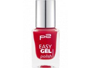 p2 Cosmetics / Easy Gel polish / lak na nehty