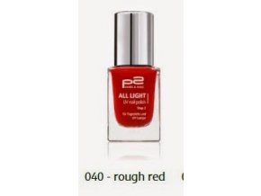 p2 Cosmetics / All light UV nail polish / UV lak na nehty