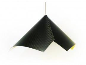 Black Design Glide visací stínidlo - lustr - černý