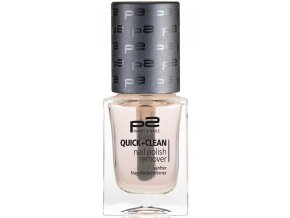 p2 Quick Clean Nail Polish Remover