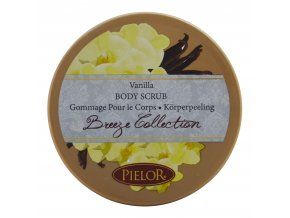 Pielor Breeze Collection Body Scrub Vanilla / tělový peeling