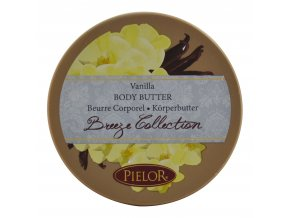 Pielor Breeze Collection Body Butter Vanilla / tělové máslo