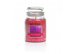 Vonná svíce Dainty & Heaps Pink Sands 567g