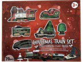Set Vánočního vláčku