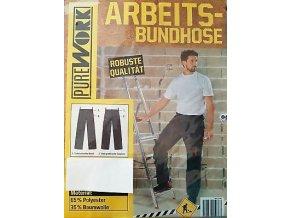PureWork Arbeits Bundhose Herren Arbeitshose Arbeitskleidung Hose
