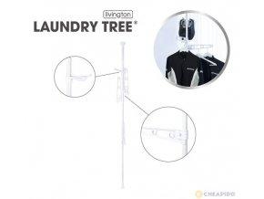 Livington Laundry Tree - Prostorově úsporné zavěšení prádla a oděvů