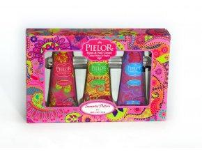 Pielor Immortal Pattern Hand Cream Trio Set / krém na ruce sada 3ks