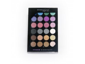 Aquarius Magic Studio Eyeshadow 24 color Palette 2