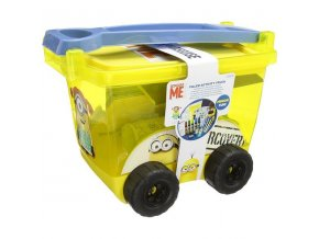 Despicable Me Filled Activity Truck 1